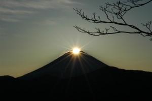次回ダイヤモンド富士開催予定のお知らせ