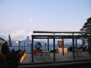 お月見観賞会(十三夜)が行われました